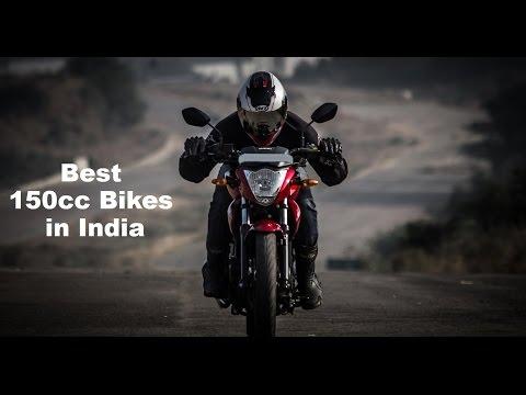 Top 5 Best 150cc Bikes in India 2016