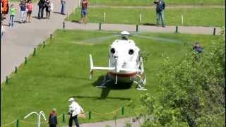 вертолет МЧС в СВАО.MOV(Вертолет МЧС приземлился на ул. Плещеева, возле магазина спорт., 2012-06-02T12:31:35.000Z)