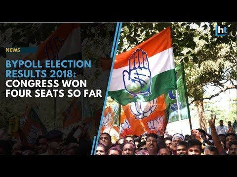 Bypoll Election Results: Early Trend Shows Congress In Front Foot