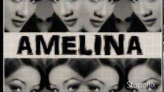 Amelina  'Ah Rindu Lagi'  (With Lyrics)