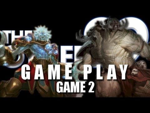 The Other 99 Game Play: Ruric vs Melek Game 2