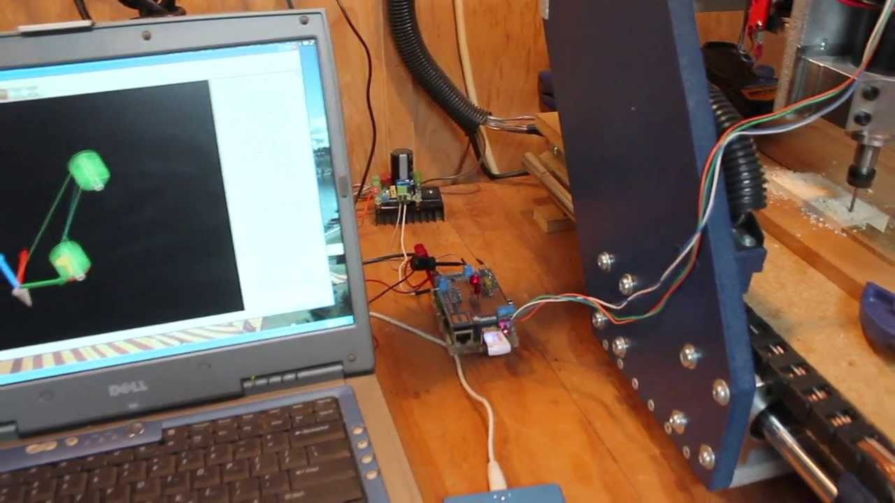 Cnc Spindle Wiring Diagram Trusted Diagrams Controller 4060z Diy Pwm Speed Control For A Youtube Design