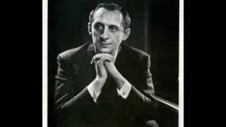 HOROWITZ - Chopin Andante Spianato and Grande Polonaise Brillante 2/2