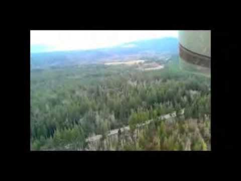 Kitsap County Washington Flight Tour