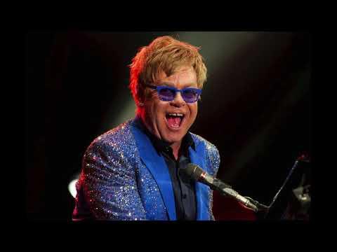 Lil Phag, Dr. Woke, Hoodie Allen - Elton John Lyrics (WITH PICTURES)