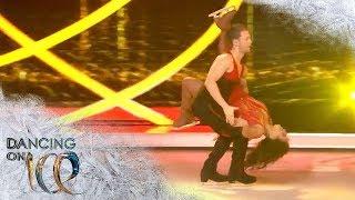 Timur Bartels bringt die Eisfläche zum Glühen! | Dancing on Ice | SAT.1 TV
