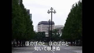 岡本敦郎 - アカシヤの花