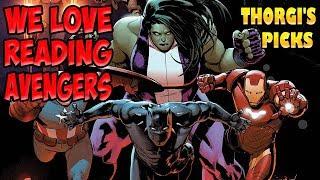 You Should Be Reading The Avengers - Thorgi's Picks
