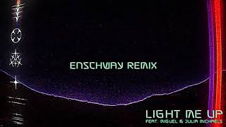 [3.23 MB] RL Grime - Light Me Up ft. Miguel & Julia Michaels (Enschway Remix) [Official Audio]