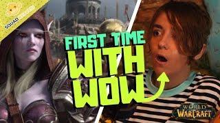 WORLD OF WARCRAFT WHAT AN EPIC BATTLE! | Trailer Reaction