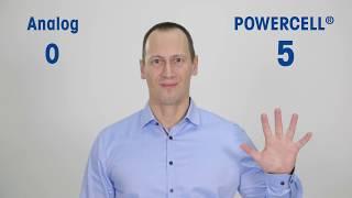 METTLER TOLEDO PowerMount Weigh Modules utilizing POWERCELL® - en