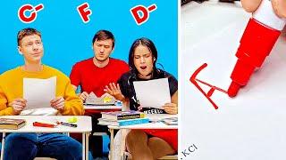 25 EPIC SCHOOL HACKS TO IMPRESS YOUR FRIENDS