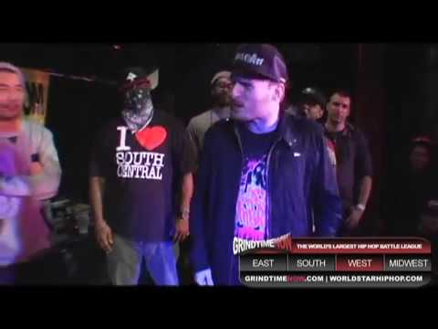 Grind Time Now presents:  The Saurus vs Mac Lethal (battle taken on 24 hour notice)