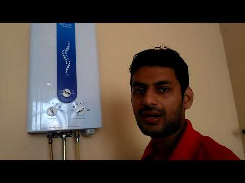Hindware gas geyser (best and cheap gas geyser review) in india
