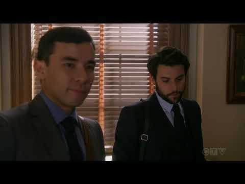 Gabriel Maddox Rome Flynn  bisexual ?   How to Get Away With Murder 5