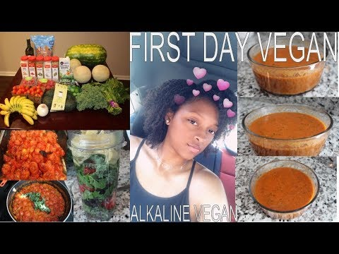 Repeat FIRST DAY AS A VEGAN | Dr Sebi Approved | TOMATO