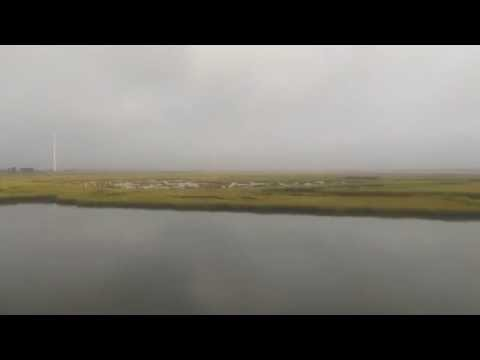 Atlantic City - Absecon Inlet area