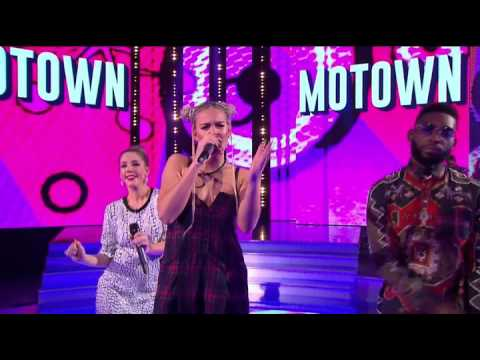 Tinie Tempah, Katherine Ryan & Anne-Marie -  I Just Called To Say I Love You live on Bring The Noise