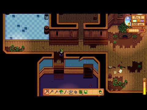 How To Do Rat Problem Quest - Stardew Valley