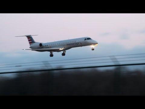 Albany international airport windy runway 28 operations