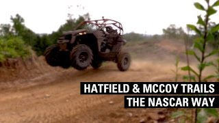 Fisher's ATV World - Hatfield & McCoy Trails - The NASCAR Way (FULL)