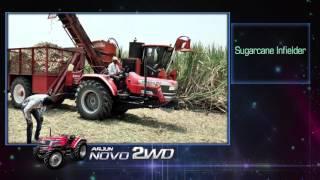 Mahindra Tractors - Arjun Novo 2WD Tractor