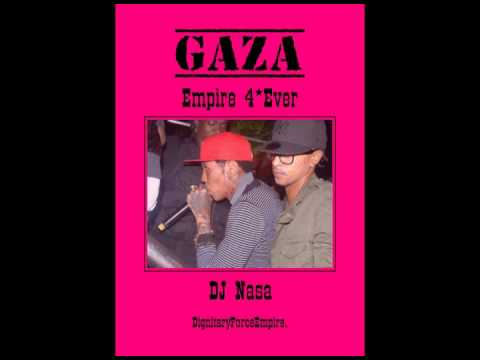 Gaza Empire 4*Ever Mixtape 2012 - DJ Nasa DFE