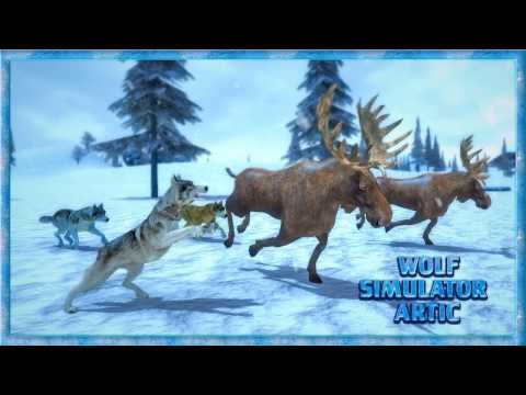 Arctic Wolf Sim 3D – Aplikacije v Googlu Play