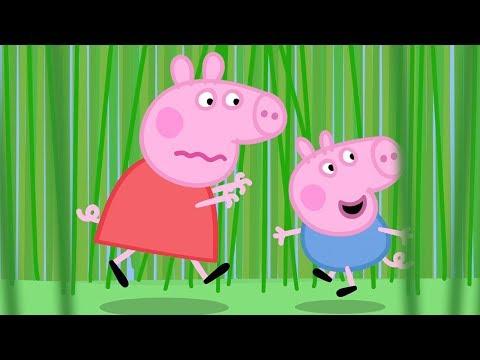 Peppa Wutz   Das Lange Gras!   Peppa Pig Deutsch Neue Folgen   Cartoons Für Kinder