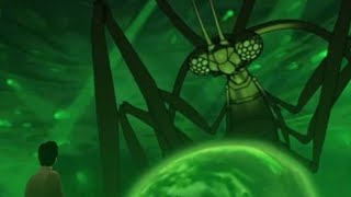 Mantasphid Queen attack - Doctor Who: The Infinite Quest - BBC