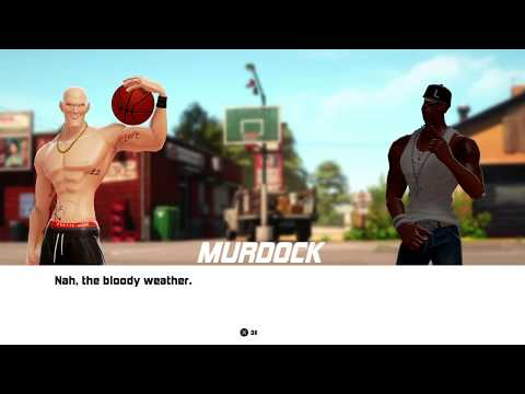 """3on3 Freestyle Unlocked Episode: Luther & Murdock - """"Expatriate Games"""""""