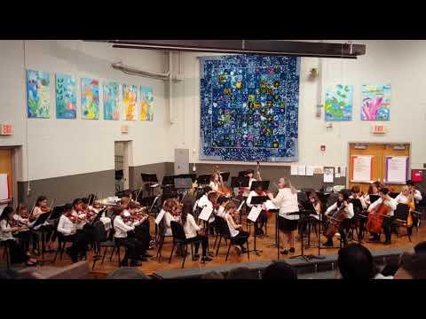 Merion Elementary school 5th grade concert 2018 clip