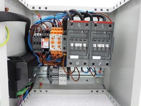 ATS System Part1 (Generator Daigram) - YouTube