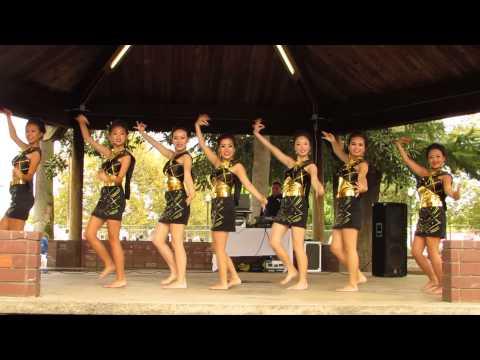 Nkauj Hmoob Hli Xiab Thai Dance