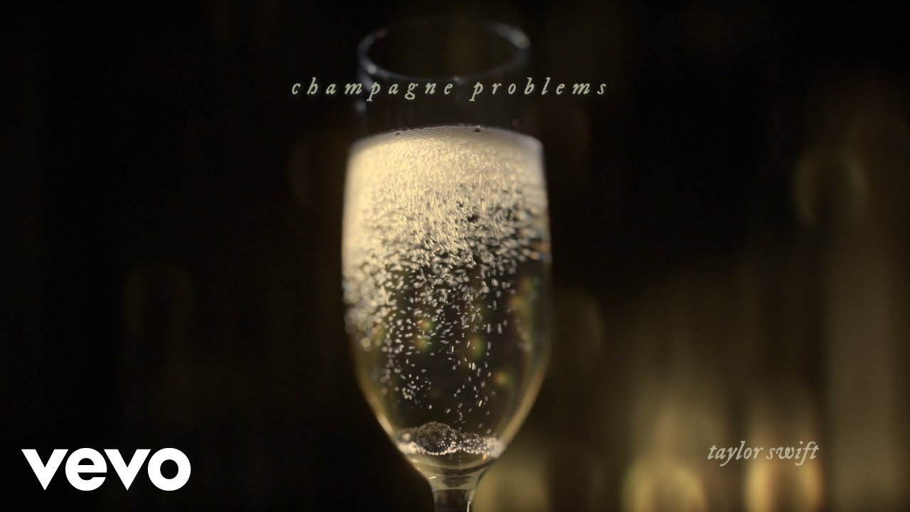 Download Taylor Swift - champagne problems (Official Lyric Video)