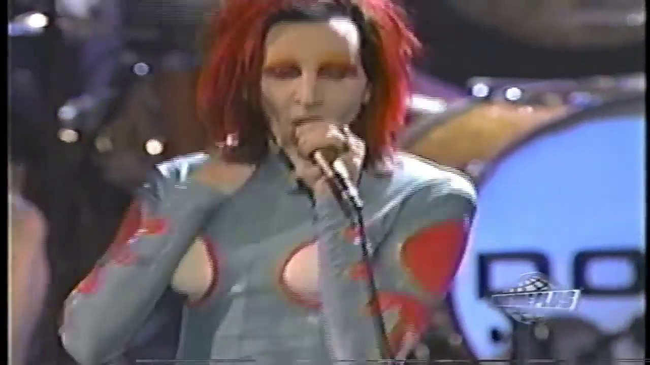 Marilyn Manson - The Dope Show 1999 - 2016 HD !!!