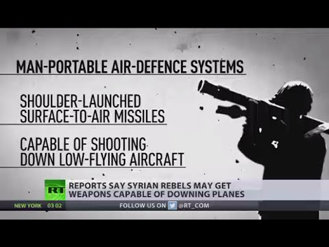 Syrian rebels may get weapons capable of downing planes - reports