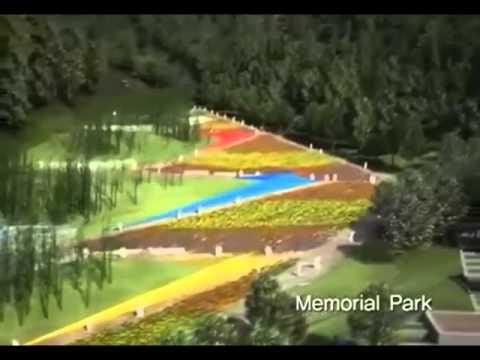 South Korean Taekwondo Park