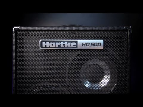 Hartke HD500 Bass Combo Overview with Victor Wooten