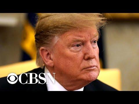 Congressional Democrats formally request Trump's taxes