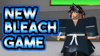 NEW Bleach Game in Roblox! | Bleach: Hollow Breakout