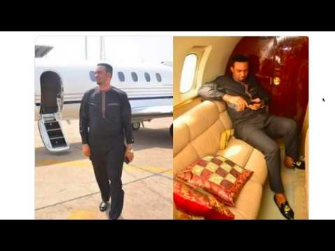 PASTOR CHRIS OKAFOR IS NOT THE REAL OWNER OF THIS PRIVATE JET