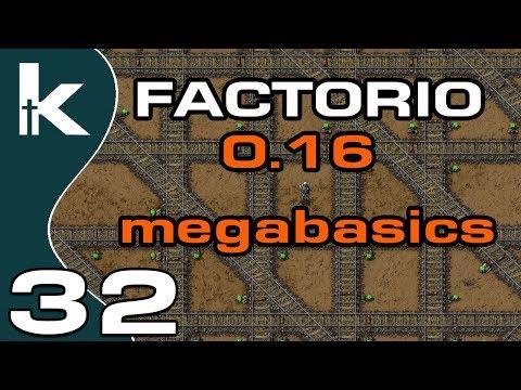 Factorio Megabasics - Ep 32   Solid Fuel Refinery