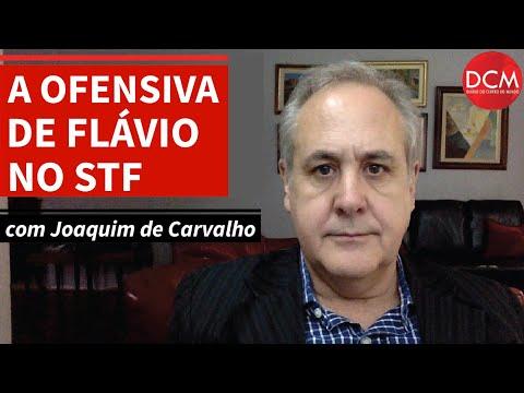 Flávio Bolsonaro assinou a confissão de culpa