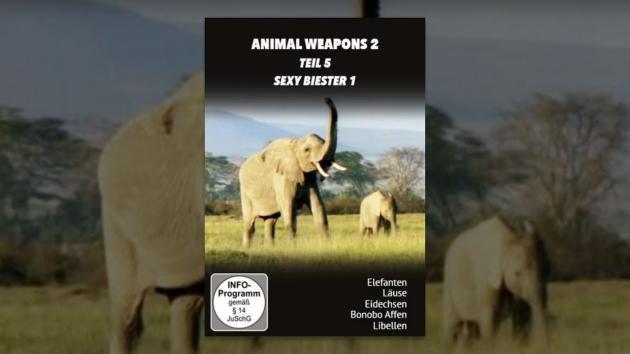 Animal Weapons 2 - Sexy Biester 1