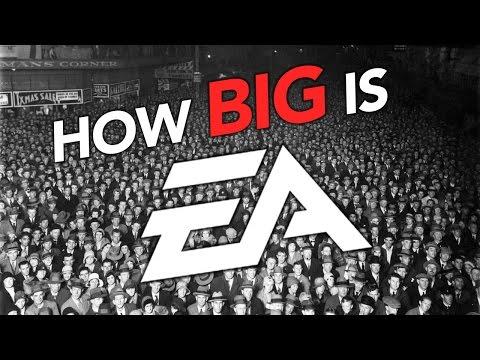 How BIG Is EA?