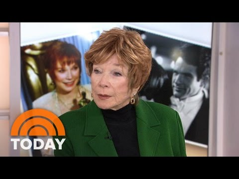 Shirley MacLaine: Don't Call Me 'Legendary'! | TODAY
