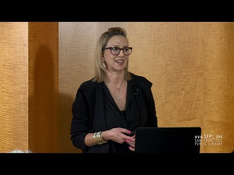 CIR Reveal and Investigative Reporting by Ziva Branstetter at the San Francisco Public Library