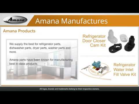 Amana Appliance Parts || Appliance Parts and Supplies  || PartsIPS