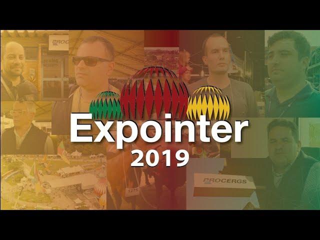 Acompanhe a PROCERGS na Expointer 2019